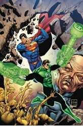 Picture of Hal Jordan and the Green Lantern Corps Vol 05 SC