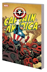 Picture of Captain America by Waid and Samnee Vol 01 SC Home of the Brave