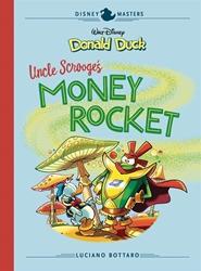 Picture of Disney Masters Vol 02 HC Donald Duck Uncle Scrooge's Money Rocket