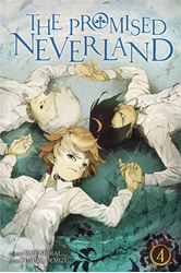 Picture of Promised Neverland Vol 04 SC