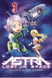 Picture of Astra Lost in Space GN VOL 03