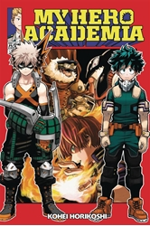 Picture of My Hero Academia Vol 13 SC
