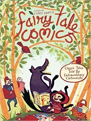 Picture of Fairy Tale Comics HC