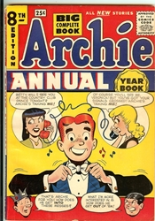 Picture of Archie Annual #8