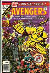 Picture of Avengers Annual #6