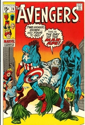 Picture of Avengers #78