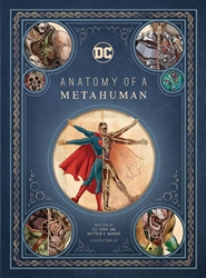 Picture of DC Comics Anatomy of the Metahuman HC