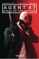 Picture of Agent 47 GN VOL 01 Birth of Hitman