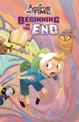 Picture of Adventure Time Beginning of the End TP