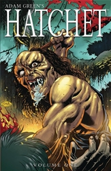Picture of Adam Greens Hatchet TP VOL 01