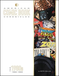 Picture of American Comic Book Chronicles HC 1980s