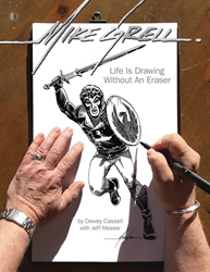 Picture of Mike Grell Life Is Drawing Without an Eraser HC