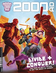 Picture of 2000 AD Pack August 2018