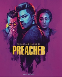 Picture of Art & Making of Preacher HC