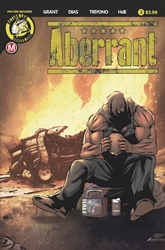 Picture of Aberrant #3 Cover B