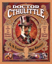 Picture of Doctor Cthulittle HC Novella Signed