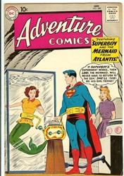 Picture of Adventure Comics #280