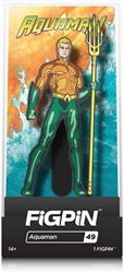 Picture of Aquaman FiGPiN Pin
