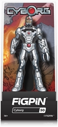 Picture of Cyborg FiGPiN Pin