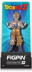 Picture of Dragonball Z Goku Super Saiyan FiGPiN Pin