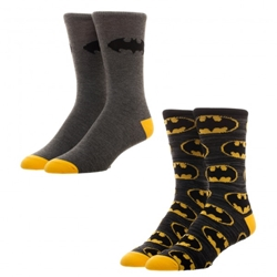 Picture of Batman Crew Socks 2 -Pack