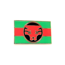 Picture of Black Panther Wakandan Flag Pin