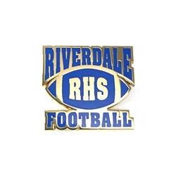 Picture of Archie Riverdale High School Football Pin
