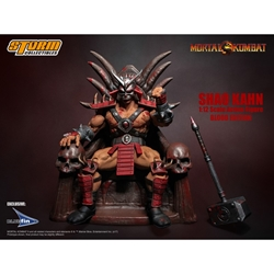 Picture of Mortal Kombat Shao Khan Special Edition Storm Collectibles Figure