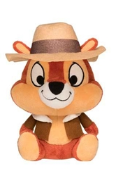 Picture of Disney Afternoon Cartoons Rescue Rangers Chip Plush Figure