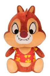 Picture of Rescue Rangers Dale Disney Afternoon Cartoons Plush Figure