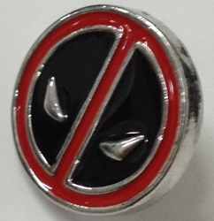 Picture of Deadpool Logo Small Pin
