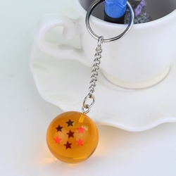 Picture of Dragonball Z Dragon Ball 7 Star Keychain