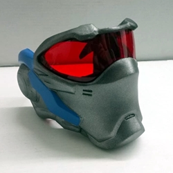 Picture of Overwatch Soldier 76 Mask Foam Replica