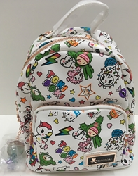 Picture of Tokidoki Denim Daze Small Backpack