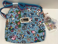 Picture of Tokidoki Denim Daze Small Crossbody Bag