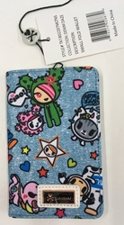 Picture of Tokidoki Denim Daze Small Fold Wallet
