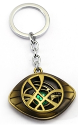 Picture of Doctor Strange Bronze Eye of Agamotto Keychain