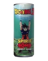 Picture of Dragonball Z Spirit Bomb 12 fl oz Energy Drink