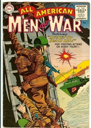 Picture of All American Men of War #20