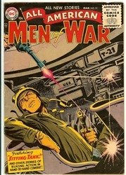 Picture of All American Men of War #31