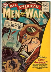 Picture of All American Men of War #33