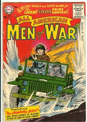 Picture of All American Men of War #38
