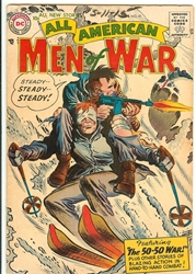 Picture of All American Men of War #41