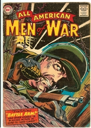 Picture of All American Men of War #42