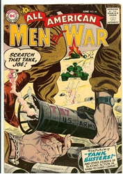 Picture of All American Men of War #46