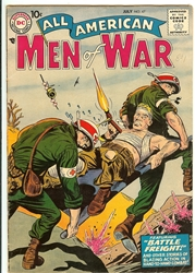 Picture of All American Men of War #47