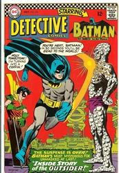 Picture of Detective Comics #356