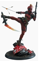 Picture of Lady Deadpool Premium Format Statue