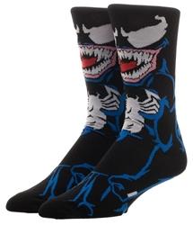 Picture of Marvel Venom 360 Crew Socks