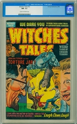 Picture of Witches Tales #13